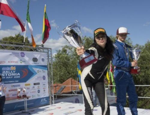 Инесса Тушканова Украсит Своим Присутствием шоу Rallyday